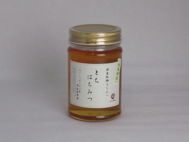 澤谷養蜂園 とち蜂蜜420g