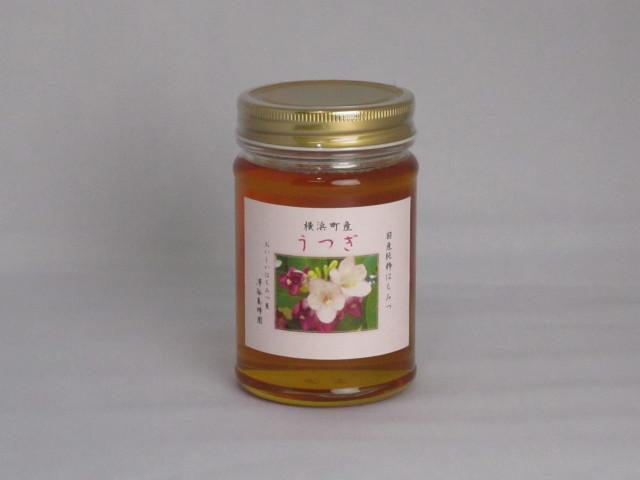 澤谷養蜂園 うつぎ蜂蜜180g