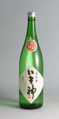 【芋焼酎】いも神 25度 1800ml【神酒造】