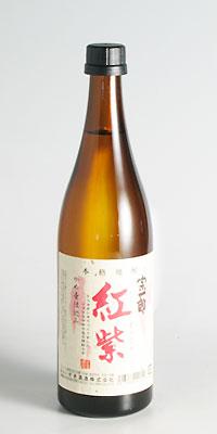 【芋焼酎】すき 紅紫 25度 720ml【すき酒造】