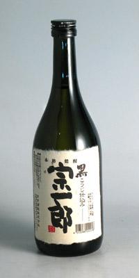 【芋焼酎】すき 宗一郎 黒麹 25度 720ml【すき酒造】