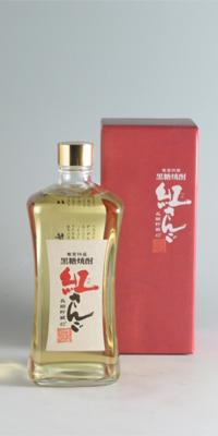 【黒糖焼酎】紅さんご 40度 720ml【奄美大島開運酒造】