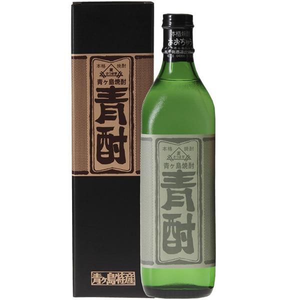 【芋焼酎】青酎(あおちゅう)芋 池の沢 35度 700ml【青ヶ島酒造】