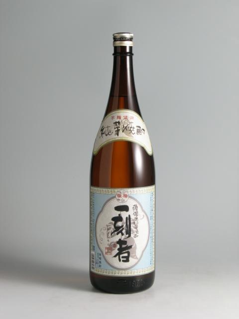 【芋焼酎】小牧醸造「一刻者」25度 1800ml×6本セット1ケース 【送料無料】
