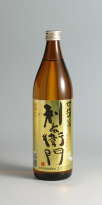 【芋焼酎】利右衛門 25度 900ml【指宿酒造】