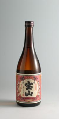 【芋焼酎】薩摩宝山 25度 720ml【西酒造】
