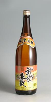【芋焼酎】武家屋敷 25度 1800ml【知覧醸造】