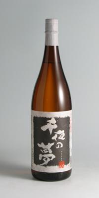 【芋焼酎】千夜の夢 三年貯蔵 25度 1800ml【田崎酒造】