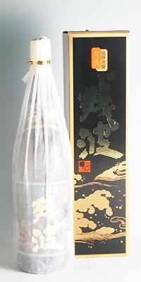 【泡盛】残波 古酒 43度 1800ml【比嘉酒造】
