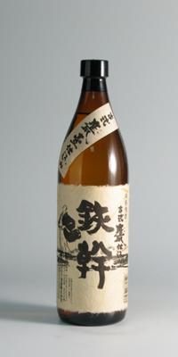 【芋焼酎】鉄幹 25度 900ml【オガタマ酒造】