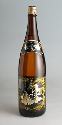 【芋焼酎】芋焼酎 湊の酒屋 黒わか松 25度 1800ml【販売店限定】【若松酒造】