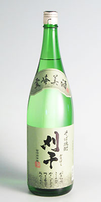 【そば焼酎】刈干 25度 1800ml【高千穂酒造】