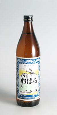 【芋焼酎】本坊 さつまおはら 25度 900ml【本坊酒造】
