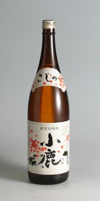 【芋焼酎】小鹿 25度 1800ml【小鹿酒造】