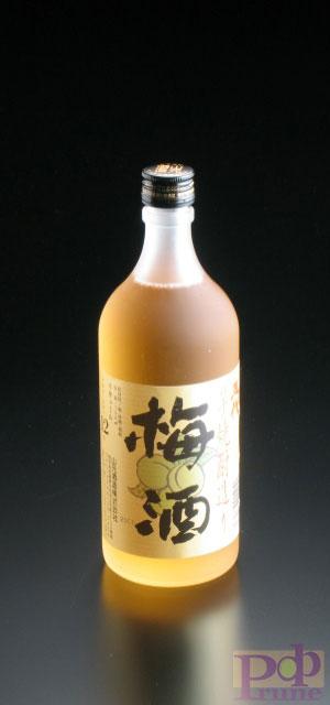 五代梅酒12度 720ml【山元酒造】【酒蔵仕込みの本格梅酒】