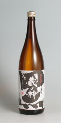 【芋焼酎】蔵の神 黒麹 25度 1800ml【山元酒造】