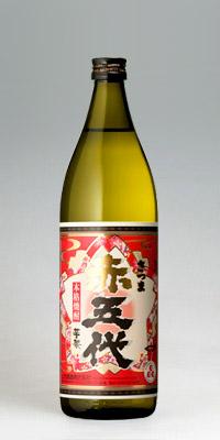 【紅芋焼酎】さつま赤五代 25度 900ml【山元酒造】