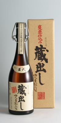 【芋焼酎】蔵出しさつまおごじょ 32度 720ml【山元酒造】