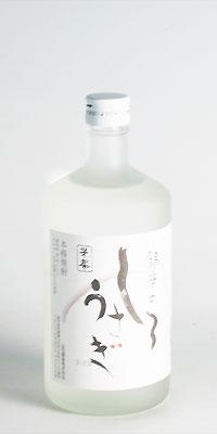 【黒糖焼酎】山元 銀座のしろうさぎ 25度 720ml【山元酒造】
