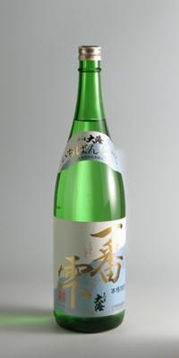 【芋焼酎】一番雫 25度 1800ml 平成19酒造年度『鹿児島県本格焼酎鑑評会』杜氏代表受賞蔵【大海酒造謹製】