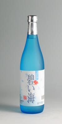 【黒糖焼酎】碧い海 25度 720ml【弥生焼酎醸造所】