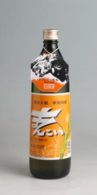 【黒糖焼酎】まんこい 30度 900ml【弥生焼酎醸造所】