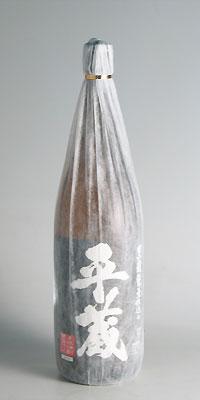 【芋焼酎】桜乃峰 平蔵 黒麹 25度 1800ml【桜乃峰酒造】