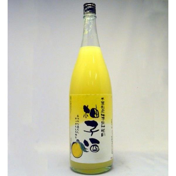 【リキュール】 和蔵酒造 柚子酒 1800ml 【日本酒ベース】