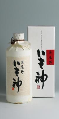 【芋焼酎】いも神 25度 720ml【特製カートン付き】【神酒造】