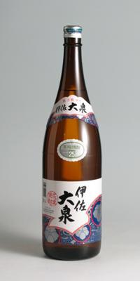 【芋焼酎】伊佐大泉 25度 1800ml【大山酒造】