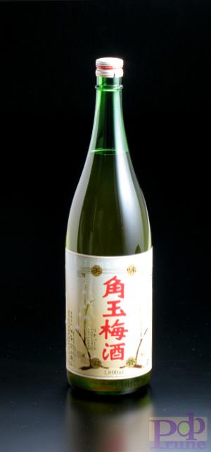 角玉梅酒 12度 1800ml【佐多宗二商店】【酒蔵仕込みの本格梅酒】