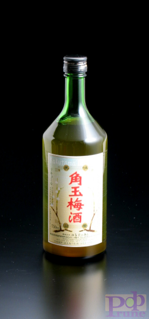 角玉梅酒 12度 750ml【佐多宗二商店】【酒蔵仕込みの本格梅酒】