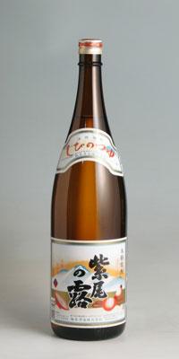 【芋焼酎】紫尾の露 25度 1800ml【軸屋酒造】★