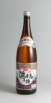 【黒糖焼酎】浜千鳥の詩 30度 1800ml【奄美大島酒造】