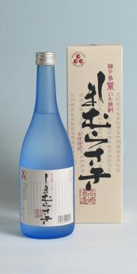 【芋焼酎】種子島産紫いも焼酎 しまむらさき 25度 720ml【高崎酒造】