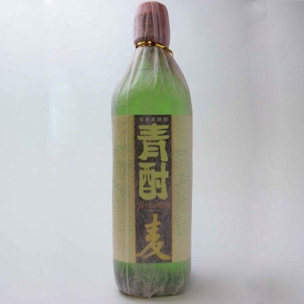 【麦焼酎】青酎(あおちゅう)麦 25度 700ml【青ヶ島酒造】