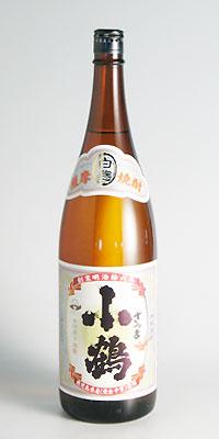 【芋焼酎】小鶴 さつま小鶴 25度 1800ml【小正醸造】