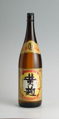 【芋焼酎】薩摩焼酎 小鶴黄麹 25度 1800ml【小正醸造】