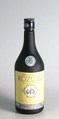 【米焼酎】小鶴 メロー小鶴 エクセレンス 41度 700ml【小正醸造】