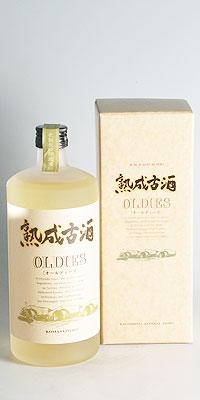 【麦焼酎】小鶴 オールディーズ熟成古酒 40度 720ml【小正醸造】