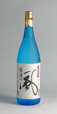 【芋焼酎】薩摩の風 25度 1800ml【東酒造】