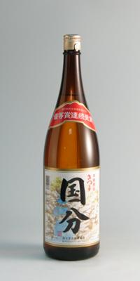 【芋焼酎】さつま国分 25度 1800ml【国分酒造】