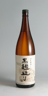 【芋焼酎】ハイカラさんの黒麹造り 25度 1800ml【岩川醸造】