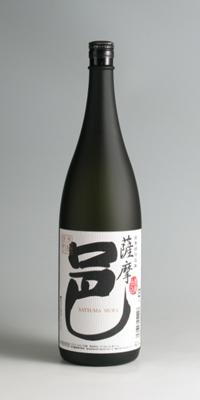 【芋焼酎】薩摩 邑 黒麹仕込 25度 1800ml【岩川醸造】