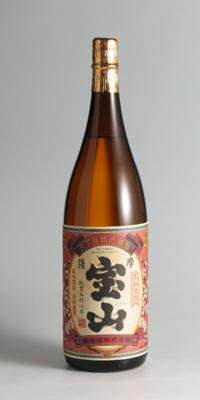 【芋焼酎】薩摩宝山 25度 1800ml【西酒造】