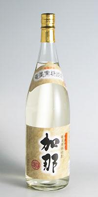 【黒糖焼酎】西平 加那 30度 1800ml【西平酒造】