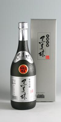 【泡盛古酒】黒真珠 古酒 43度 720ml【八重泉酒造】