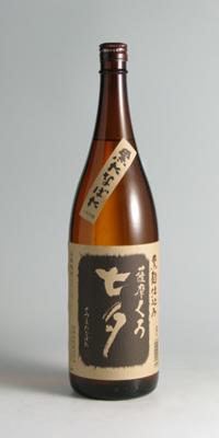 【芋焼酎】黒七夕(New Rabel)25度 1800ml【田崎酒造】