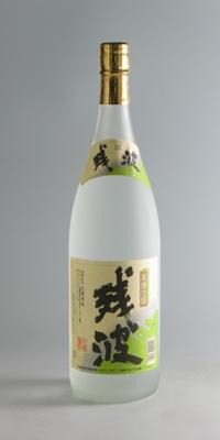 【泡盛】残波白 25度 1800ml【(有)比嘉酒造】