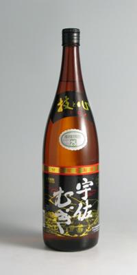 【麦焼酎】宇佐むぎ 25度 1800ml【四ッ谷酒造】